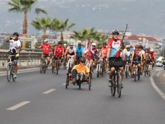 internasionale alanya fietsfees begin