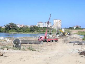 Podul alternativ Melet va relaxa traficul armatei