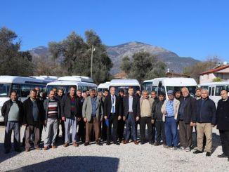 Pokrenuti postupci prijave komercijalnih pločica započeli su u okruzima Muğla