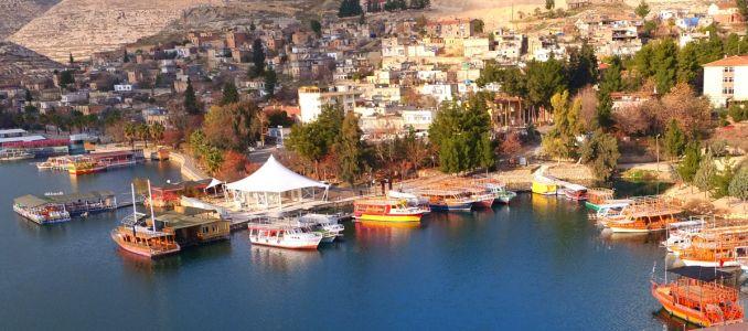 Sanliurfada Passenger and Fishing Boats Inspected