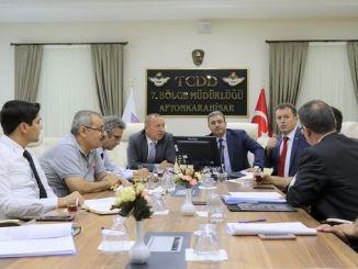 Sastanak o upravljanju sigurnošću TCDD-a održan u Afyonu