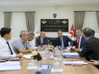TCDD Safety Management Meeting Held in Afyon