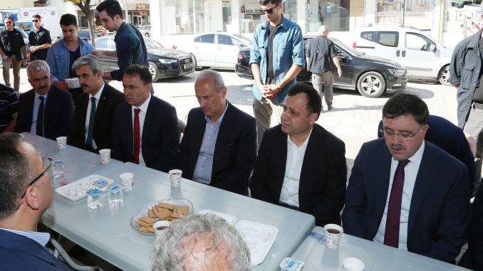 Анкара сивас ихт лине подношење топлоте се убрзава