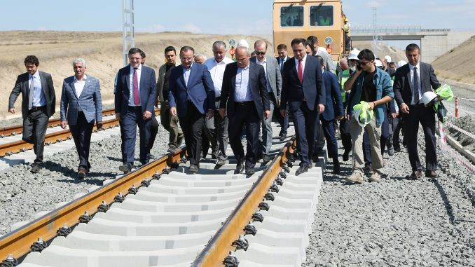 ankara sivas yht project step by step is coming to an end