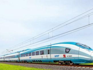Dovršena je željeznička linija velike brzine za ankara sivas