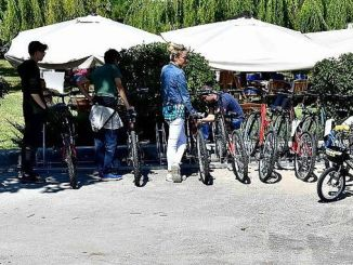 ankarada rented bicycle service for the first time