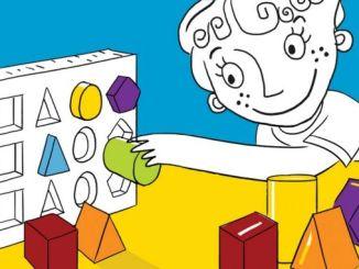 vă reciclăm deșeurile de iluminat pentru copiii cu autism