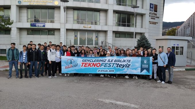 bursali science enthusiasts met big city technofest