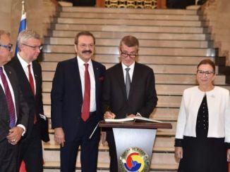 Прем'єр-міністр Чехії Бабіс шосе і швидкий потяг до співпраці