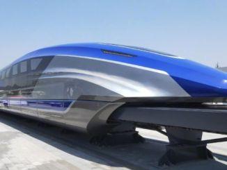 Uvedeni kineski 600-kilometrski voz Maglev