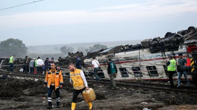 Випадок катастрофи поїзда Корлу сьогодні буде розглядатися у залі особистості