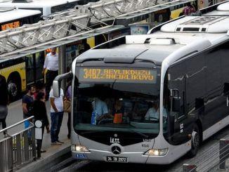 sabis na metrobus bayan girgizar