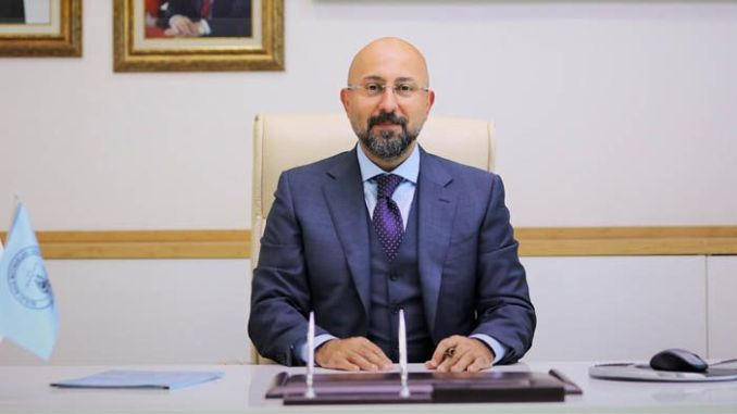 dhm general manager of a face of sharp aviation industry turkiyenin