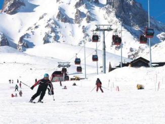 harga tiket kereta gantung musim ski erciyes