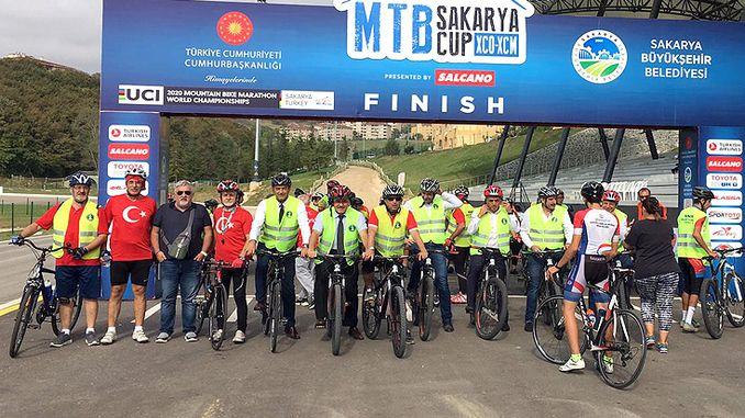 rahva jalgrattamatk lõppes Aycicegi orus