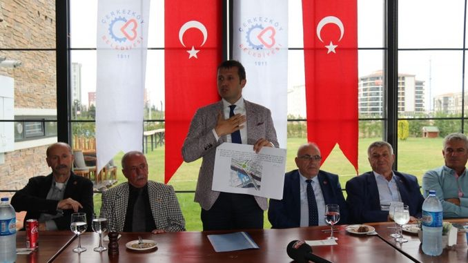 Halkalı Kapikule High Speed ​​Train Project will add value to Cerkezkoy