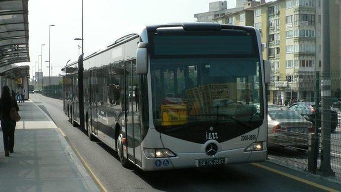 HT19 Line Metrobus-vlugte het begin!