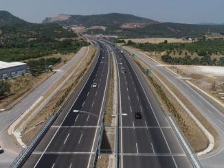 istanbul izmir highway used a million vehicles
