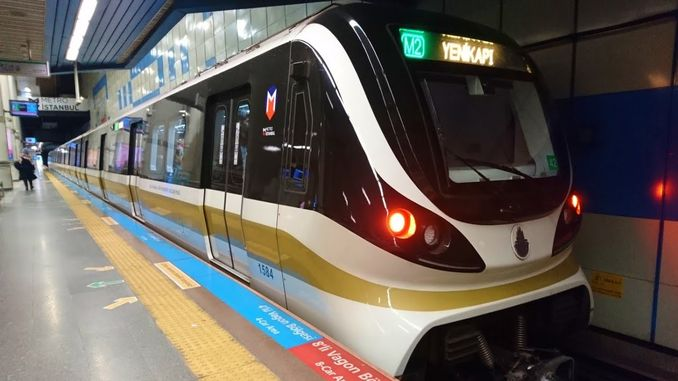 million euro loan for istanbul metros