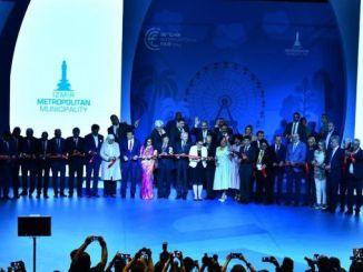 izmir international fair opened th th world