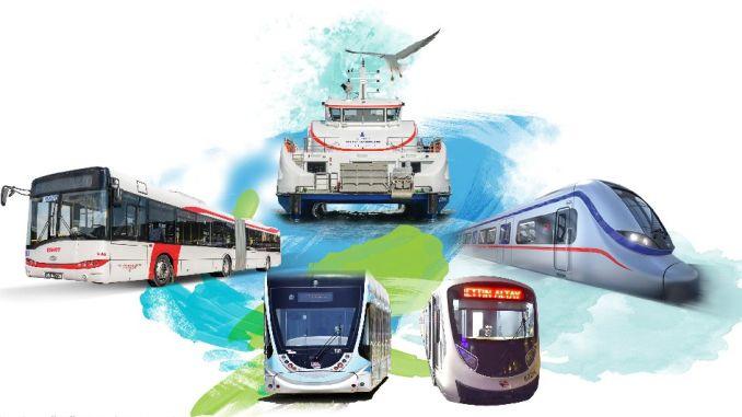 mass transportation fair organization in izmir