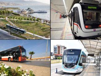 javni prijevoz započinje u izmiru
