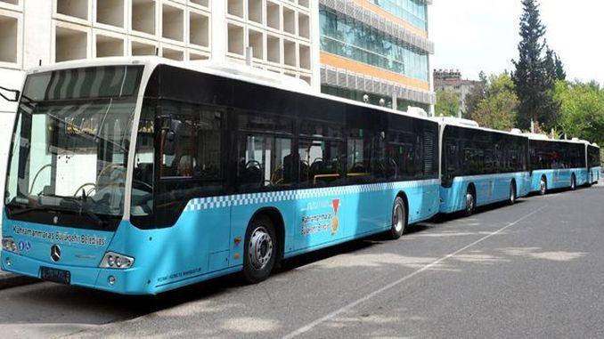 Studenti javnog prevoza Kahramanmarasta će raditi