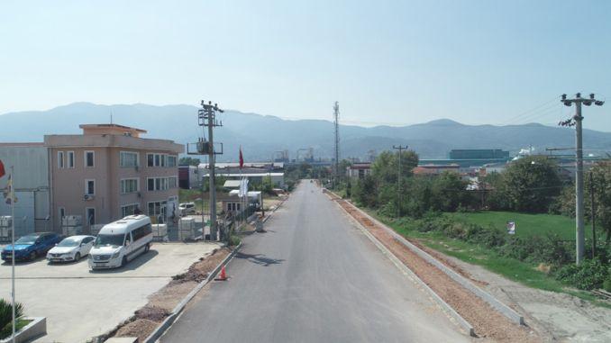 kartepe arpalik street modernizing