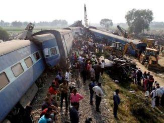 przynajmniej katastrofa kolejowa w Kongo