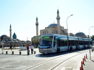 konya tram map konya tram times, names station and schedule schedule