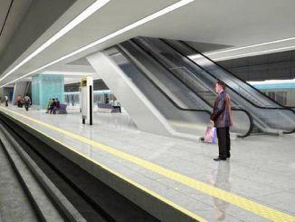 programma di investimento della metropolitana di Mersin