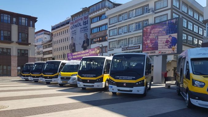 military public transportation rehabilitation project stage comes to life