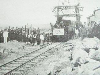 osmanlida demiryolu