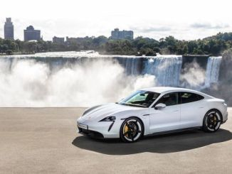 Аввалин мошини пурраи электрикии Porsche Thai Porsche