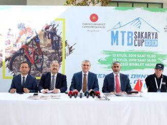 A carreira de copa sakarya mtb está lista