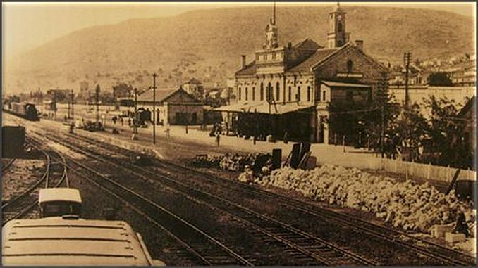 Samsun Sivas line