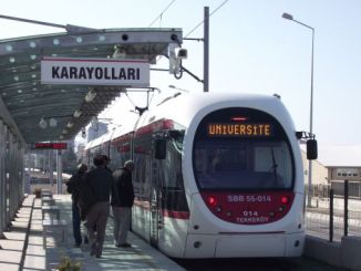 samsunspor fan mujde Sunday free tram free
