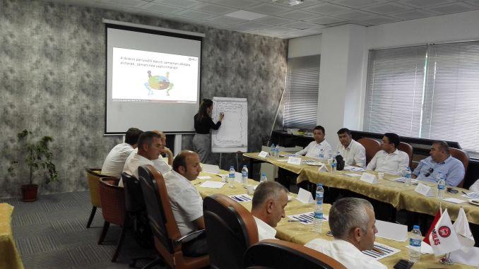 professional development training from samulas academy to bus sofor