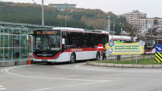 Orari i autobusëve fillon në shërbimin e autobusëve samulas