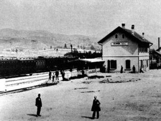 sark demiryolu