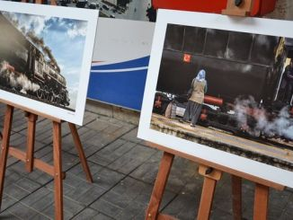 historic alsancak garinda last steam exhibition opened