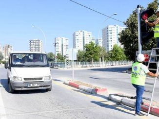 tarsusta led traffic signaling system against accidents