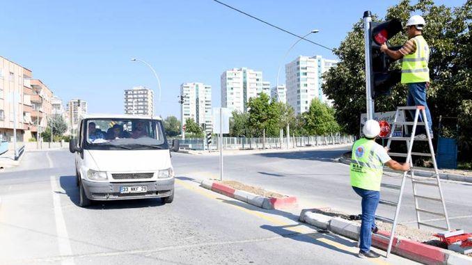 tarsusta led traffic signaling system against accidents