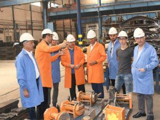 touax ha esaminato i carri merci prodotti da Tudemsasin