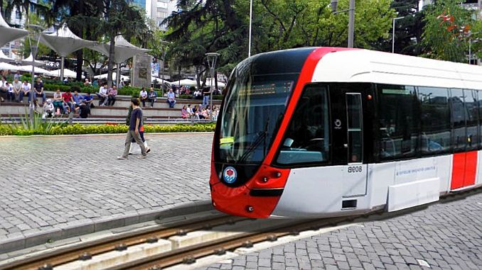 proyecto de tren ligero trabzon comenzó