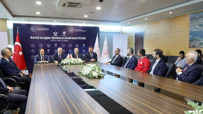 Cooperation between TÜBİTAK and TCDD to Form a Great Energy