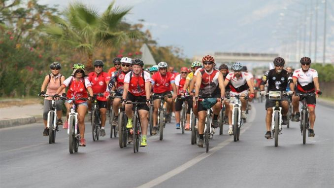international alanya bicycle festival preparations started