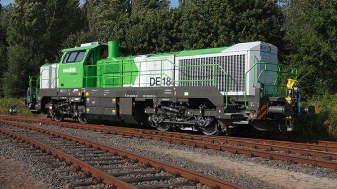Vossloh Sells Locomotive Section to CRRC - RayHaber