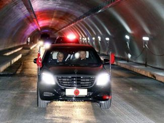 Tuneli Euroaziatik