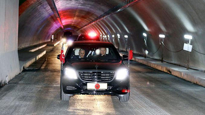 Eurasian Tunnel